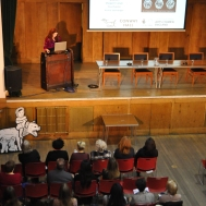 Archaeology of Mind Symposium at Conway Hall (2014)