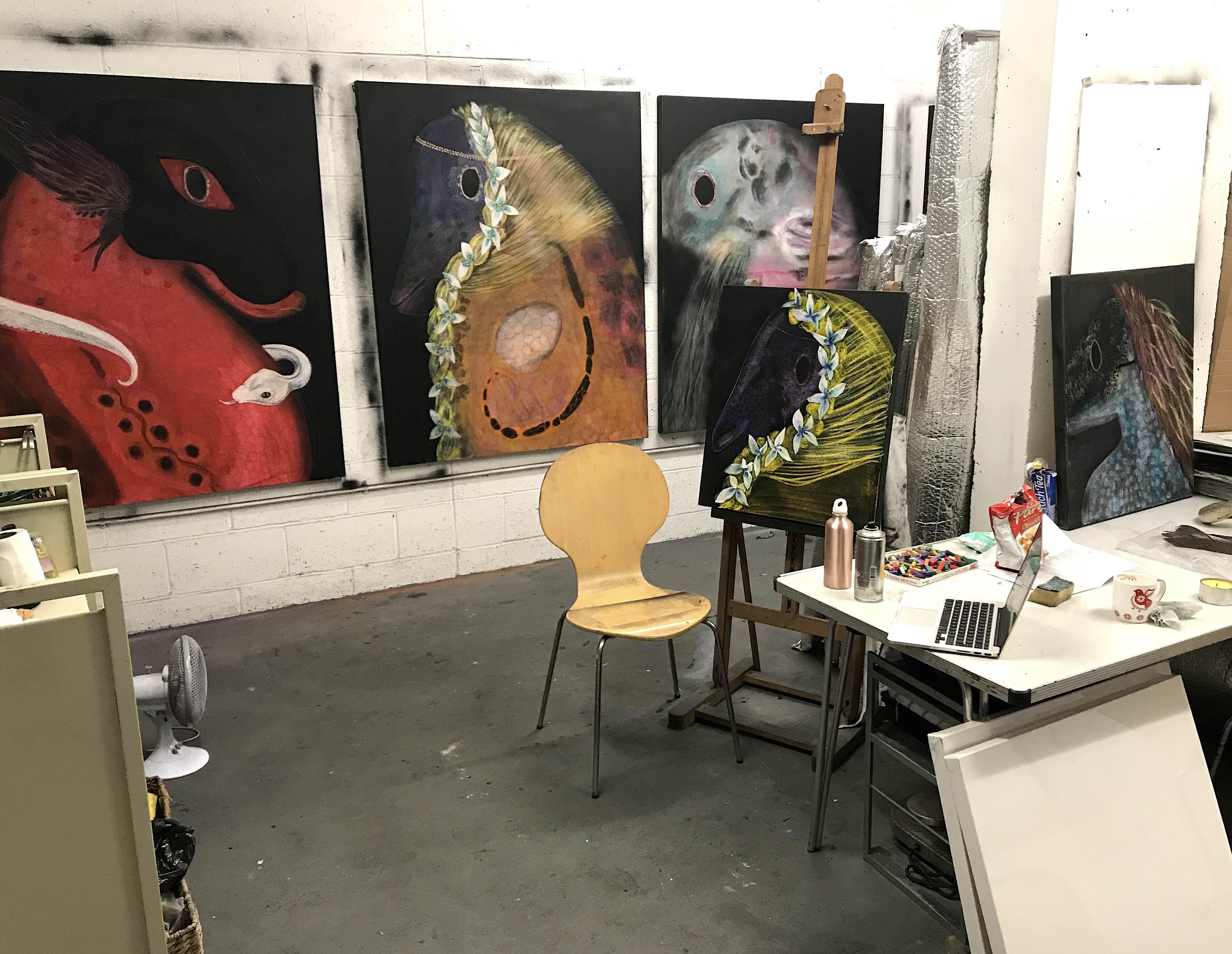 Studio shot (2017)